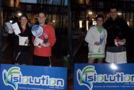 Campeones del torneo RUNAKAY-FISIOLUTION.