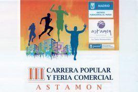 Carrera Popular Las Tablas ASTAMON 3º edicion