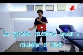 Tendinitis del supraespinoso, tratamiento y ejercicios.