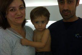 Fisioterapia  Respiratoria Infantil: Tratamiento y Testimonio.