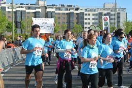 Stop San Filippo: 2º carrera popular Las Tablas.