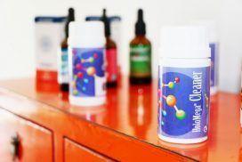 HOLOMEGA CLEANER: Detoxificador y Estreñimiento.
