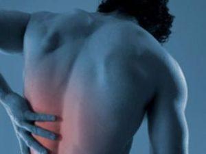 Dorsalgia, dolor de espalda