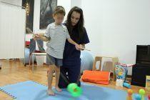 HEMIPARESIA ESPÁSTICA, caso clínico Fisioterapia infantil