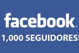 Ya somos más de 1000 seguidores en Facebook de Fisiolution Las Tablas.