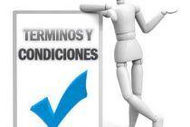 Condiciones y uso del servicio, Fisioterapia empresa.