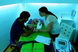 Torticolis congénita infantil, tratamiento, ejercicios y síntomas.