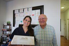 Felicidades Lucia, por un trabajo bien hecho ;)