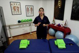 Estiramientos cervicales, dorsales y lumbares, vídeo explicativo