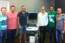Practicas Universitaria de fisioterapia  Iº remesa de 2015