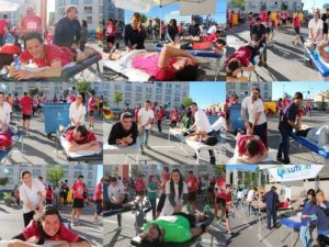 IV Carrera Síndrome de Sanfilippo – Madrid, Las Tablas Madrid Fisiolution.