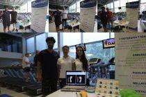Estudios de pisada Go fit Corporate Distrito C Movistar 2015