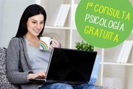 Primera consulta de Psicología GRATUITA