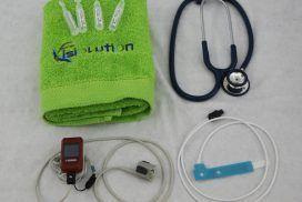 Fisioterapia respiratoria infantil siempre con pulsioximetría