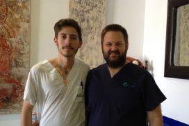 Fisiolution clínica universitaria: José Alberto nos dedica unas palabras