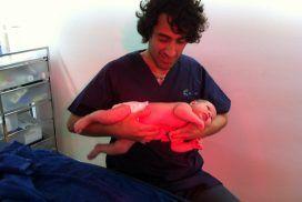 La importancia de ayudar a tu bebe cuando sufre problemas digestivos