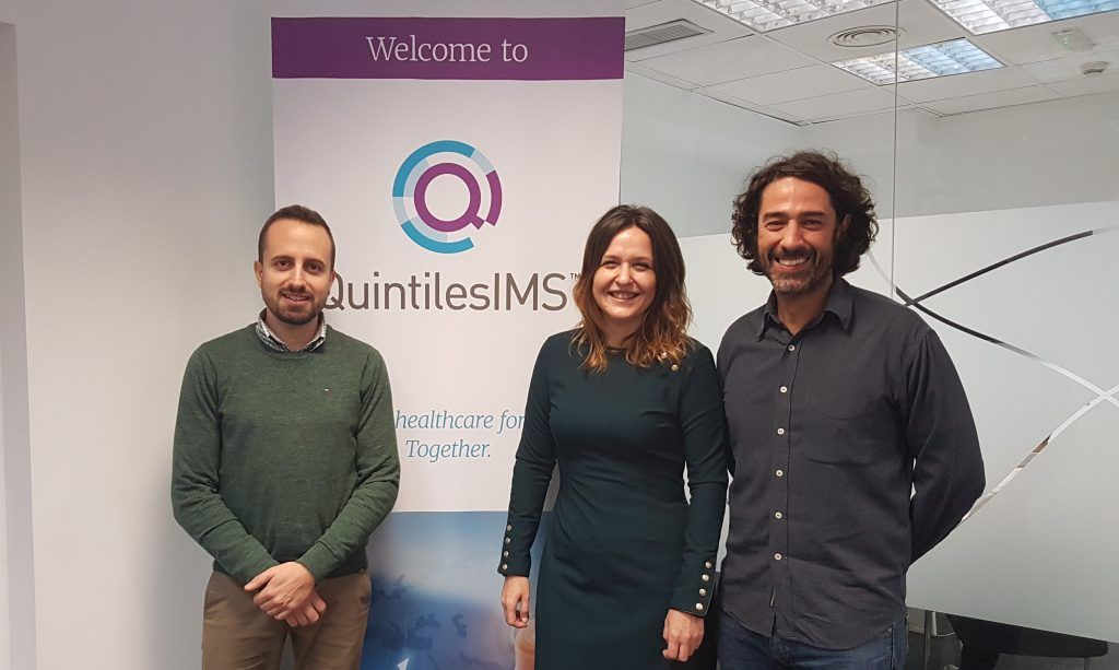 Fisioterapia empresa quintiles IMS Fisiolution