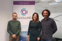 Quintiles IMS confía en Fisiolution como su gestor del área salud y fisioterapia empresa.