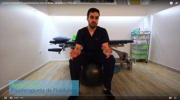 ¿Como combatir el sedentarismo con un balón de pilates o fitball?
