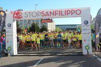 VI carrera benéfica popular Stop San Filippo, Fisiolution Las Tablas.