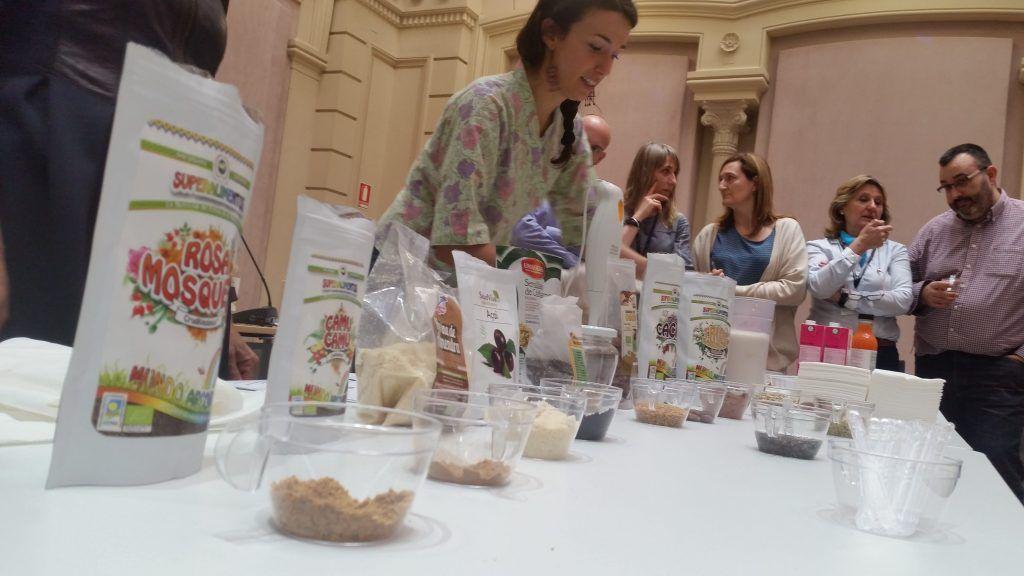 Taller nutrición Banco de España