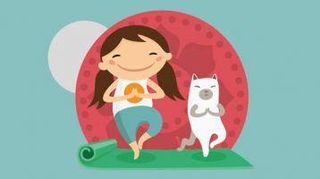 El Mindfulness para niños y sus beneficios