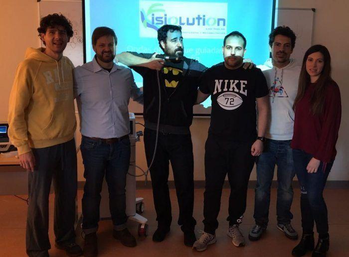 Fisiolution imparte un curso en el Centro de alto rendimiento CAR en León