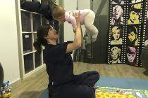 Cómo ayudar a tu bebé en su desarrollo psicomotor