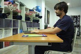 La importancia de una postura correcta en el trabajo