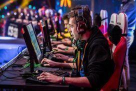 Ergonomía en gamers