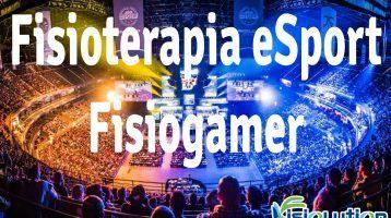 Fisioterapia eSport Fisiogamer