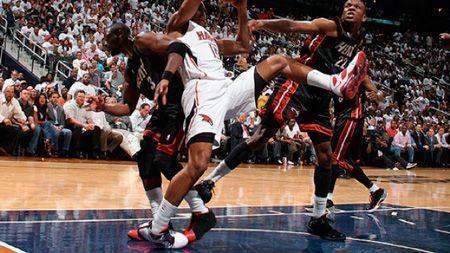 Lesiones en el baloncesto 2