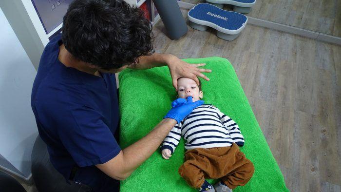 Osteopatía en bebés 2
