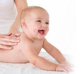 Osteopatía en Bebés