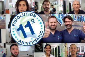 11º Aniversario Fisiolution