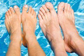 Problemas más típicos que sufren los pies en verano y cómo evitarlos