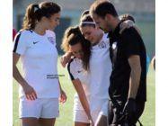 Fútbol femenino, lesiones más comunes. Importancia en el sector.