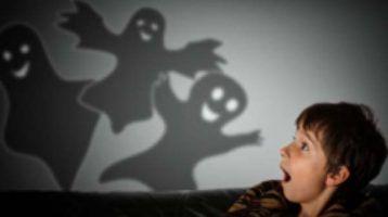 Miedos nocturnos y pesadillas en niños