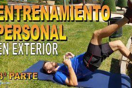 ENTRENAMIENTO PERSONAL «EN EXTERIOR» Video